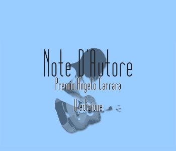 """Concorso """"Note D'autore"""""""